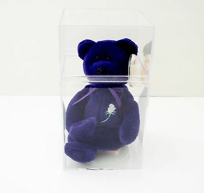 1997 Princess Diana TY Beanie- PVC Pellets & No space swing tag!1s tEdition!