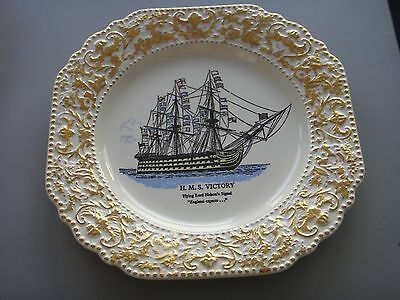 Vintage Lord Nelson Pottery - Hms Victory - 5-78