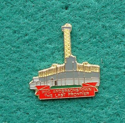 RUC Royal Ulster Constabulary Police ANDERSONSTOWN tie tac pin badge