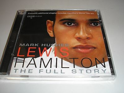 Lewis Hamilton: The Full Story by AudioGO Limited (2 CD-Audio, 2009) New/Sealed