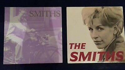 "The Smiths Ask 2 x 7"" single and big mouth strikes again"
