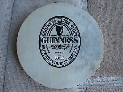 Guinness Extra Stout Tambourine