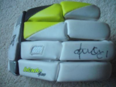 Ian Harvey Signed Cricket Glove