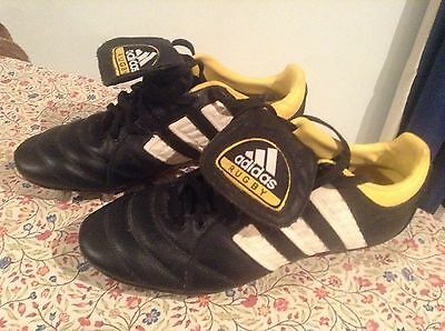 Mens Rugby Boots Size 12 Adidas
