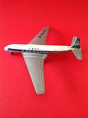 Dinky Toy No. 999 BOAC Comet Airplane