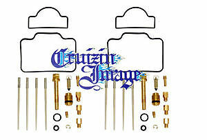 Suzuki Rgv250 Vj22 Carb Repair Kits Carburetor 2 Kits 20-Vj22Cr
