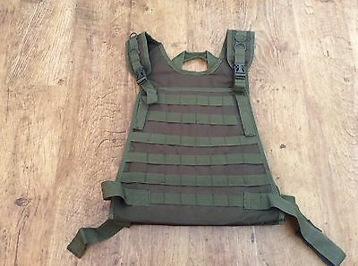 Olive Green Molle Vest Plate Carrier Airsoft Paintball