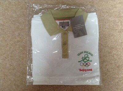 Team BNWT Official Olympic Beijing 2008 Limited John Rocha/Penney's T-shirt