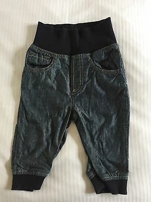 Polarn o Pyret Jeans Age 4-6 Months