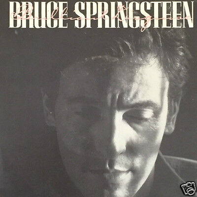 """Bruce Springsteen - Brilliant Disguise/lucky Man 7"""" Holland"""
