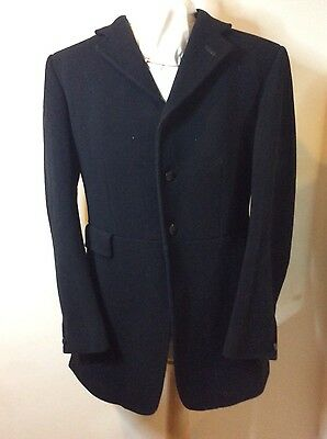 Gents morning style hunt  coat size 40 chest
