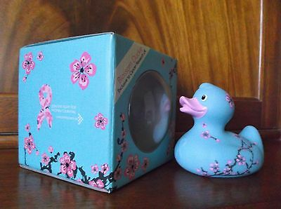 BUD Rubber Duck for Cancer Research BLOSSOM (2009).-  rare, retired