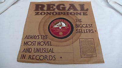 Artie Shaw and his Orchestra 78RPM  HMV Shellac Record -  Blues Part 1 & 2