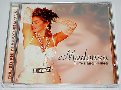 Madonna - In The Beginning - Cd Album - The Stephen Bray Sessions - Early Years!
