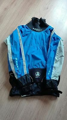 Kayak/Canoe dry cag. Size L