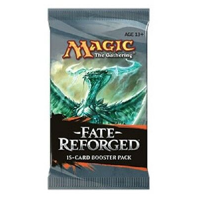 Magic the Gathering 10 Booster Fate Reforged englische Edition