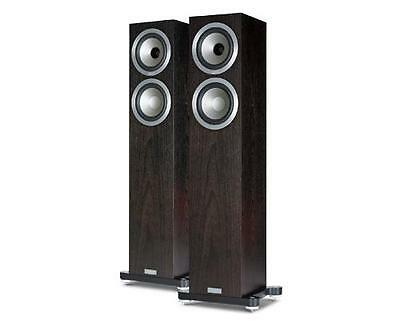 Tannoy Revolution DC6T SE speakers - Espresso - Used/like new - Will courier