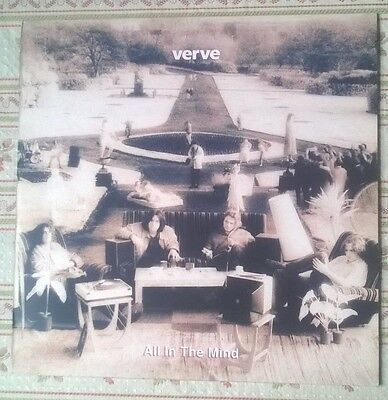 """Verve ~ All In The Mind ~ Uk 12"""""""