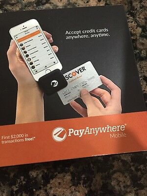 PayAnywhere Mobile Point of Sale, Credit card reader ((1))