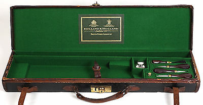 HOLLAND & HOLLAND ROOK RIFLE .250 CANVAS CASE not westley richards purdey