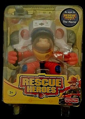 Rescue Heroes COMET the Space Monkey 72859
