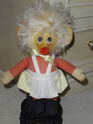 Vintage Merrythought Mrs Twisty Mouse