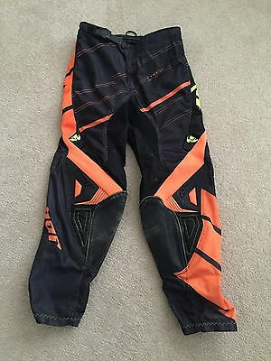 Thor Phase Youth Motocross Jeans. Kids Mx
