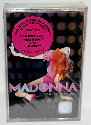 Madonna - Confessions On A Dance Floor - Cassette - Indonesian Release - Sealed!