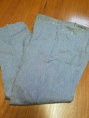 Cl-2 Vintage Cleveland overall co union made 46× 38 unfinished him pants