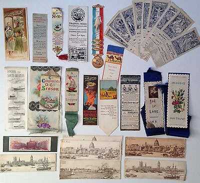 Collection of antique Bookmarks -  Ideal for Collectors