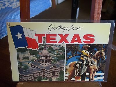 Postcards, Greetings from Texas