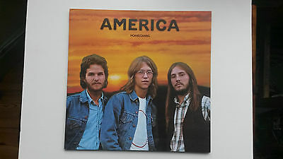 America - Homecoming  -  Excellent - 1972 vinyl