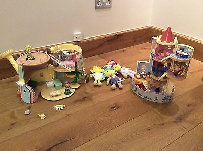 fifi and the flowertots House & Ben & Hollys Castle