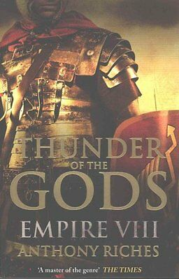 Thunder of the Gods by Anthony Riches 9781444732009 (Paperback, 2015)