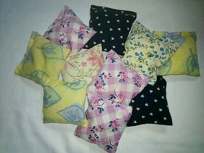 Rice and lavender hand warmers, ideal gifts, to use hot or cold
