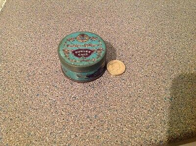 Vintage Huntley and Palmers minature sample tin.