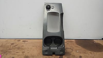 Ford Fg Falcon Centre Console Surround With Cup Holder Power Source Aux Plug