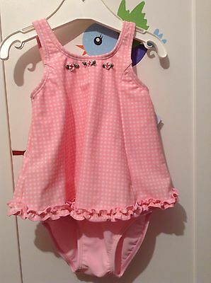 NEW Cute Swimsuit 12-18 Months