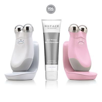 NuFace Trinity PRO Facial Toning and Training Device Professional Series 400 mAm