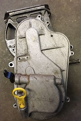 02 Manual Reverse Chaincase Assembly-Fits Classic,Edge Chassis
