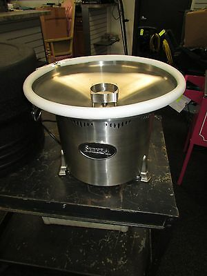 "Chocolate Fountain Commercial Grade Sephra Cf44 Large 44"" Fountain (Never Used)"