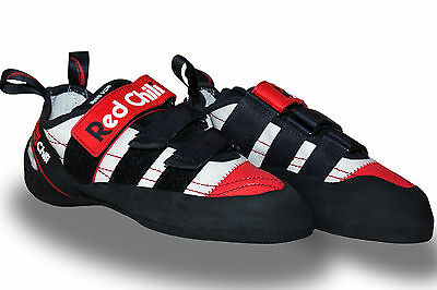 (NEW) RED CHILI SPIRIT VCR Rock Climbing Shoes, Euro size 37.5