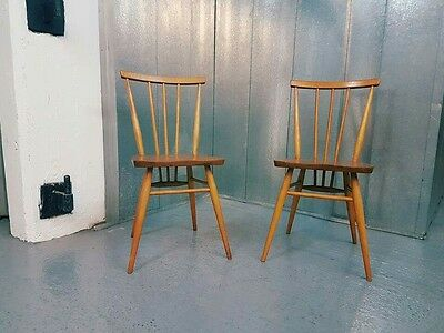 Ercol 391 Dining Chairs