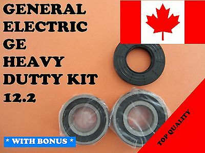 Front Load Washer,2 Tub Bearings And Seal Ge,general Electric,kit12.2