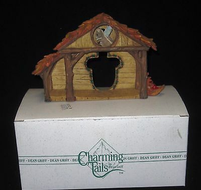 Charming Tails Fitz Floyd Silvestri CHRISTMAS PAGEANT STAGE  87546 In Box