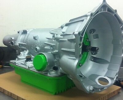 ls1 ls2 800hp 4l60e auto transmission with custom race highstall convertor