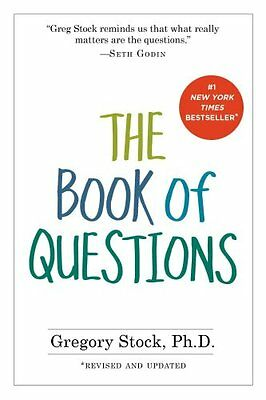 The Book of Questions by Gregory Stock 9780761177319 (Paperback, 2013)