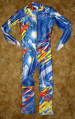 Sportsful Padded Ski Suit Racing Youth Size L