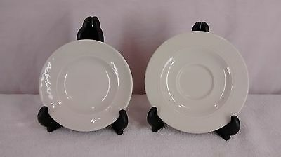 Homer Laughlin gothic sauce dish and saucer
