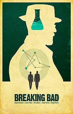 Breaking Bad Green Dr 11X17 Mini Movie Poster Collectible